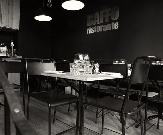 Baffo: Il ristorante