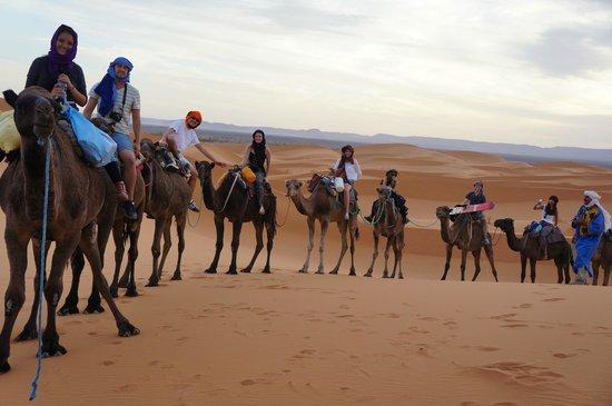 Morocco Sahara 4x4 - Day Tours: Erg Chebbi (Sahara Desert)