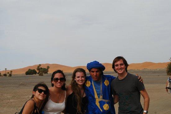 Morocco Sahara 4x4 - Day Tours: Con Lahcen, gran guía y amigo.