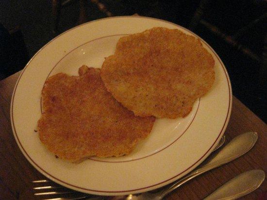 Polonez: potato pancake