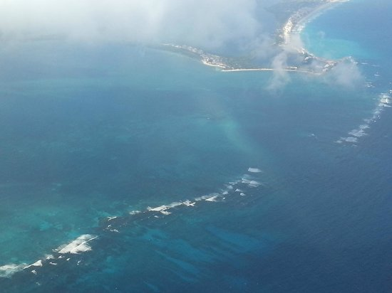Grand Bahia Principe Tulum : Départ de Cancun