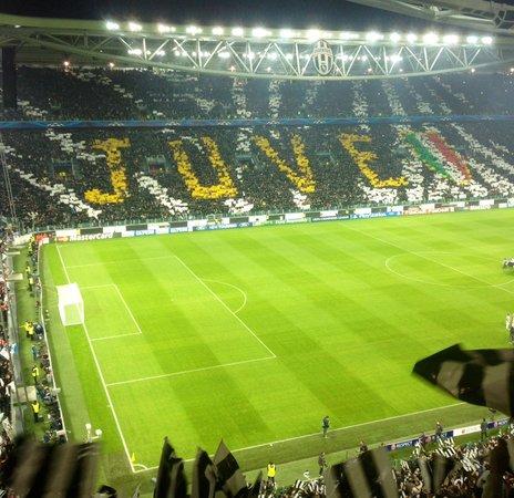 084eca2598 Vista settore 204 tribuna ovest Juve-Real - Foto di Stadio Juventus ...
