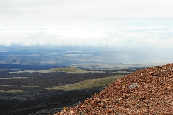 Sierra Negra: View from the top