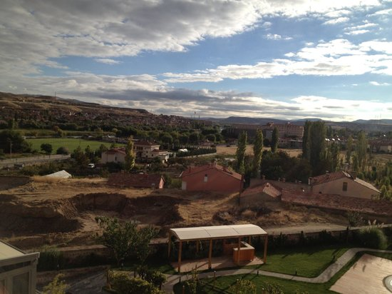 DoubleTree by Hilton Avanos - Cappadocia: view from room