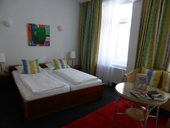 Hotel am Markt: our comfortable room