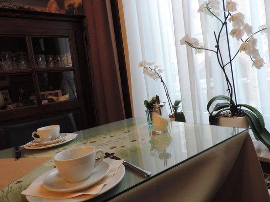 Hotel 't Voermanshuys : Desayunador