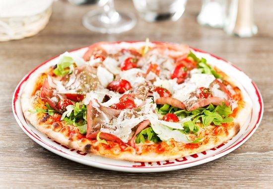 Dulcinea : Pizza Bresaola