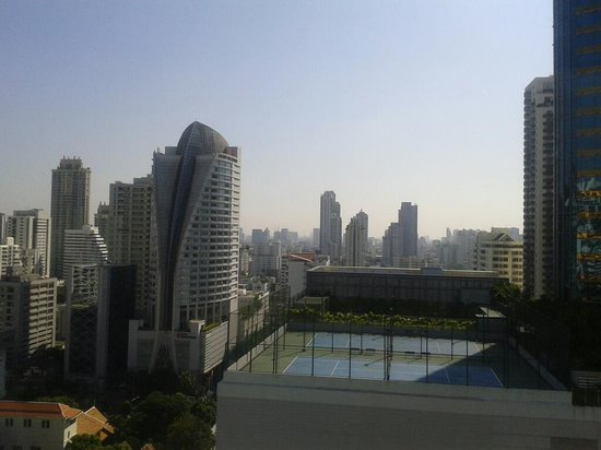 The Westin Grande Sukhumvit: View from my room.