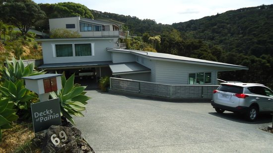 Decks of Paihia Luxury Bed and Breakfast: Decks of Paihia