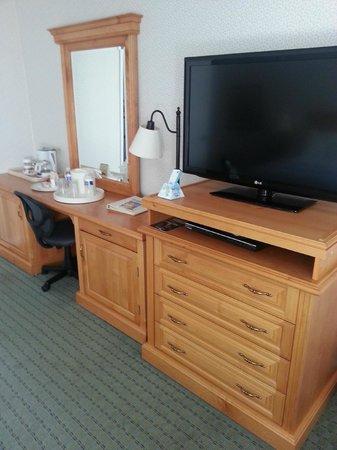 Best Western Plus Encina Lodge & Suites: View in room