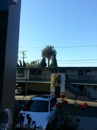 Best Western Plus Encina Lodge & Suites : View from room