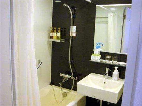 Hotel JAL City Naha : バスルーム