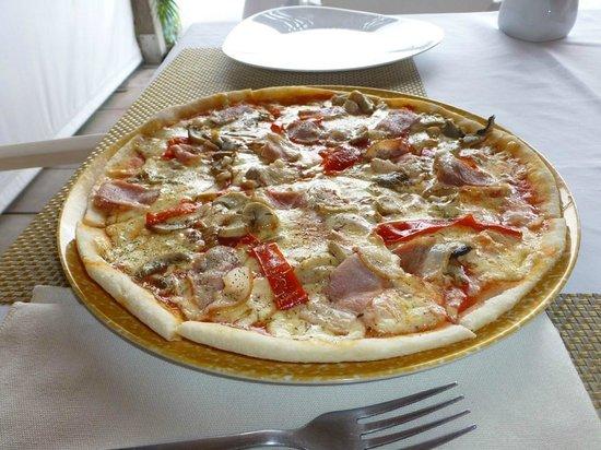 Le Bistro : ピザ
