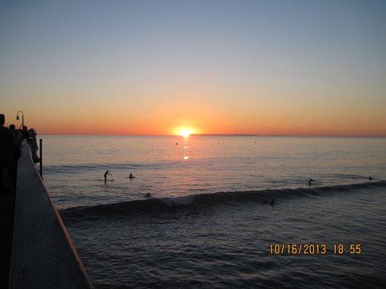 Always Inn San Clemente B&B: Beautiful sunsets just blocks from Always Inn
