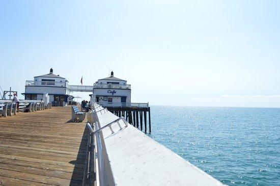 Malibu Pier: A vibe é demais!!