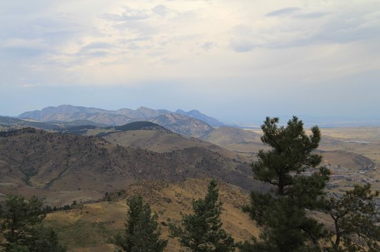 Grand Lodge on Peak 7: Summer views