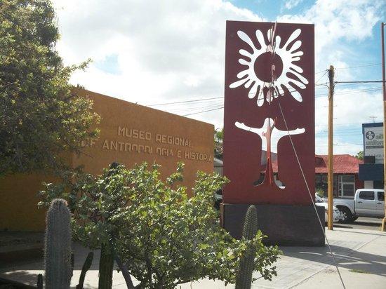 Museo de Antropologia e Historia de Baja California Sur : Museum