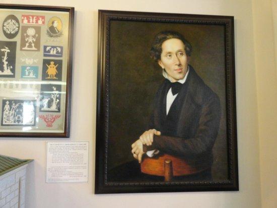 Hans Christian Andersen Museum: Portrait Of Hans
