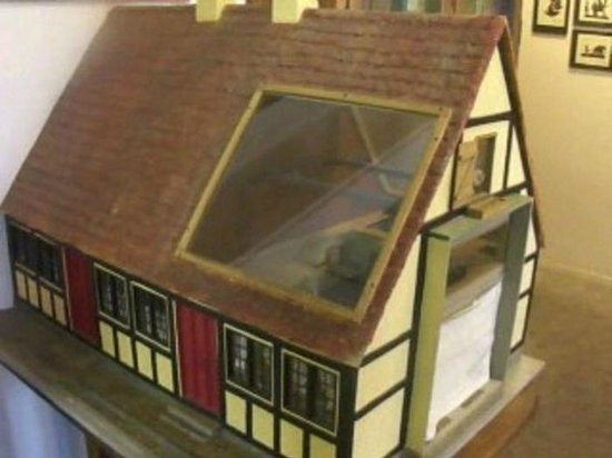 Hans Christian Andersen Museum: Inaccurate Replica Of Andersen's Odense Home