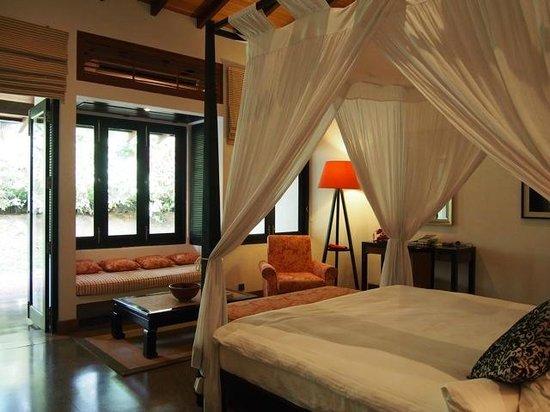 The Wallawwa : Garden suite (W3)