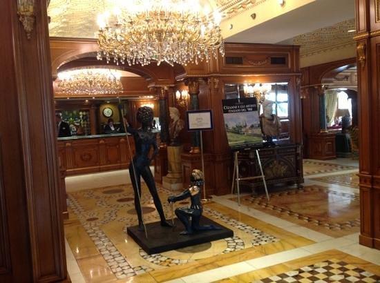 Parco dei Principi Grand Hotel & SPA : lobby