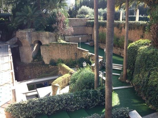 Parco dei Principi Grand Hotel & SPA: grounds