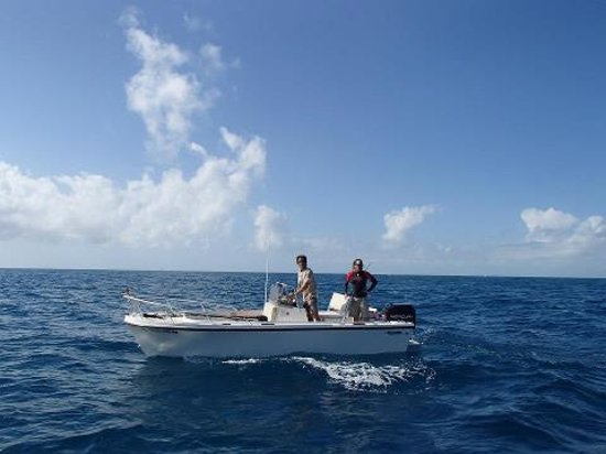 Lower Keys Adventure Charters: Capt. Mike and Capt. Harlan