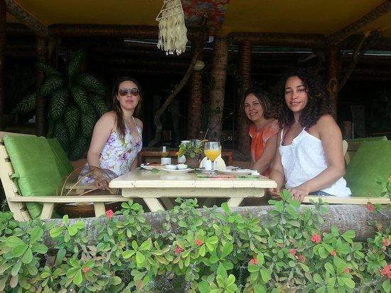 Dayo Hotel: no café da manhã