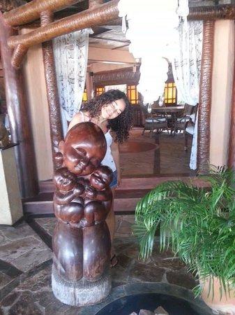 Orixas Art Hotel: momento zen