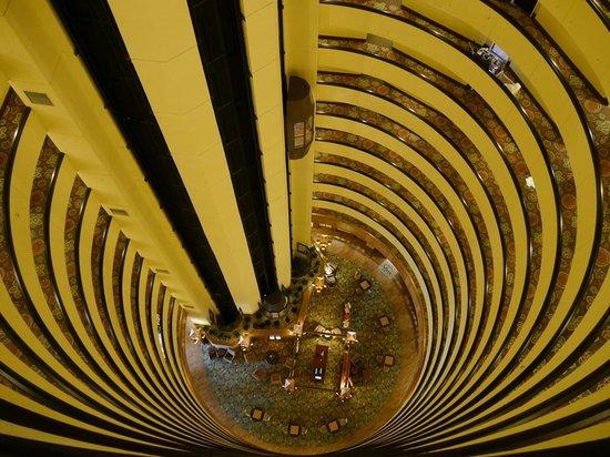 Park Vista - DoubleTree by Hilton Hotel - Gatlinburg : Offener Innenraum