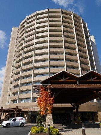 Park Vista - DoubleTree by Hilton Hotel - Gatlinburg : Eingang