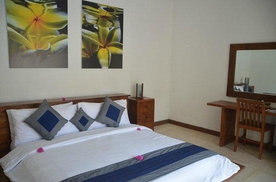 Kelapa Luxury Villas: Schlafzimmer