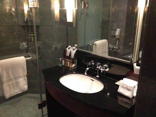 Sheraton Grand Taipei Hotel: 洗面台