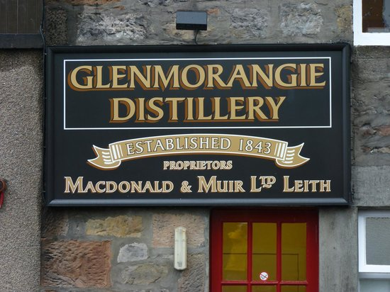 Glenmorangie Distillery: Welcome to the distillery.