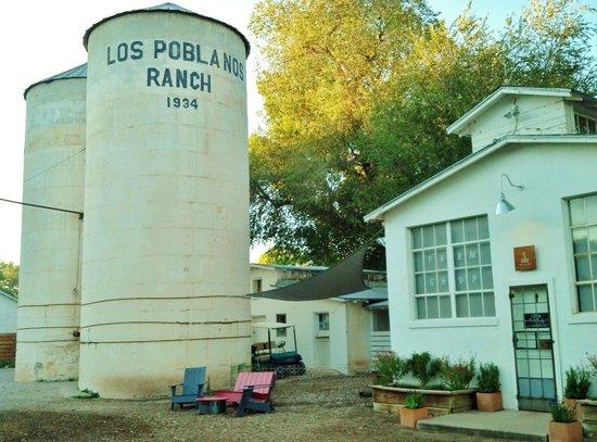 Los Poblanos Historic Inn & Organic Farm : Farm store