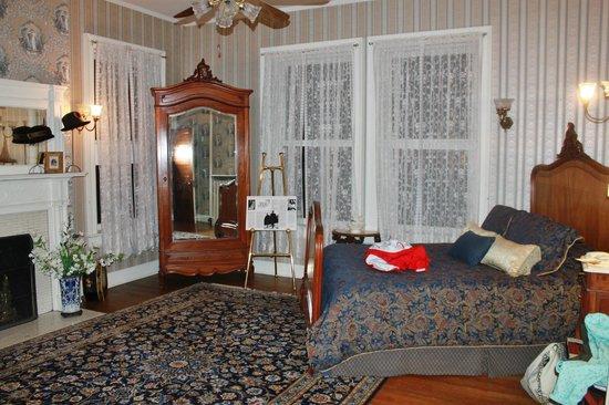 Vrooman Mansion Ubernachtung nut Fruhstuck: Julia Vrooman Suite