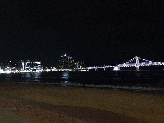 The Westin Chosun Busan: Bridge