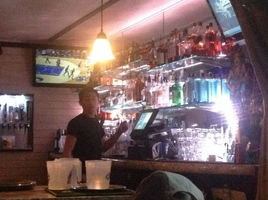 The Patio: Outdoor Bar