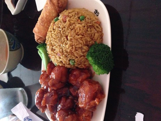 Asian Grill: General Tso Chicken