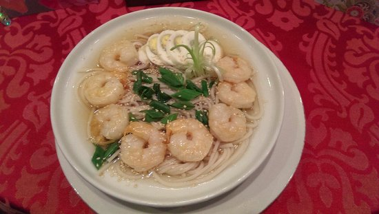 Golden Harvest Restaurant: Noodle...