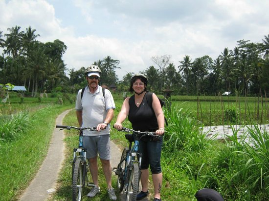 Bali Bliss Tours: On our cycling tour - with Bali Nature