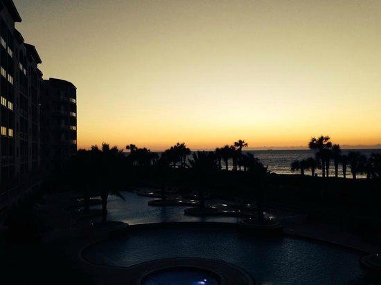 Diamond Beach: View from Balcony