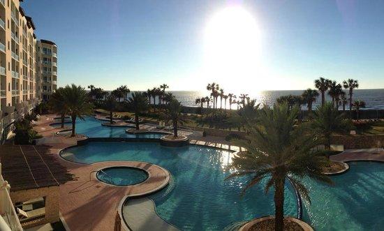 Diamond Beach: View