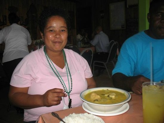 Nerie's II: Our Tour Guide and the Fish Soup