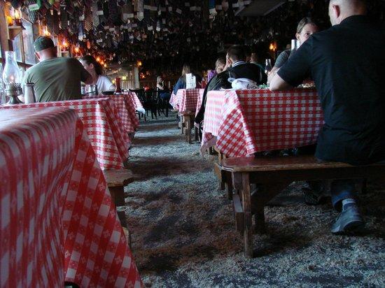 Perfect Pinnacle Peak Patio Steakhouse: Says It All