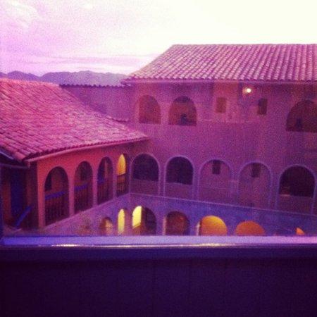 Casa Andina Standard Cusco San Blas: Atardecer en Casa Andina