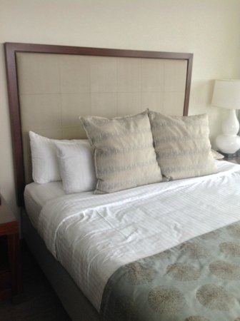Fallsview Casino Resort: heavenly bed