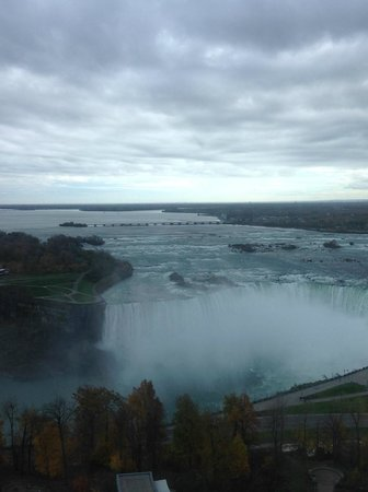 Fallsview Casino Resort: view from or room