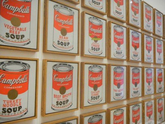 The Museum of Modern Art (MoMA): warhol