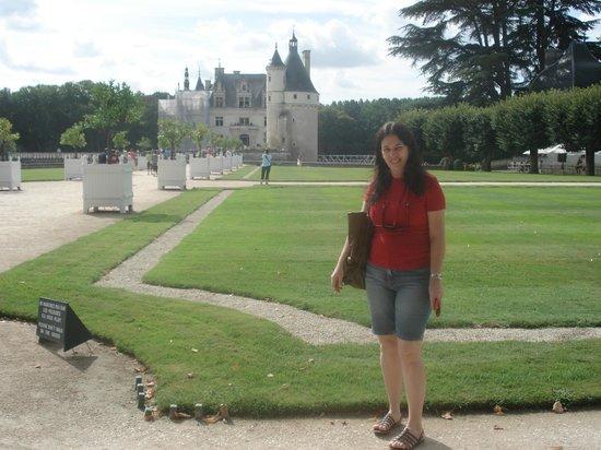 Château de Chenonceau : o caminho para o chenonceau
